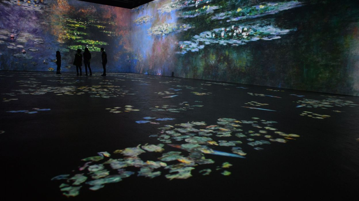 Monet Immersive experience